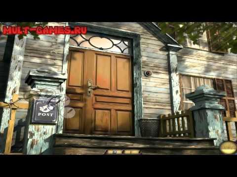Онлайн игры Поиск предметов Загородный дом