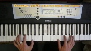 Цыганочка с выходом Скачать ноты,аккорды для синтезатора,ф-но.Демонстрация пьесы,разбор,обучение