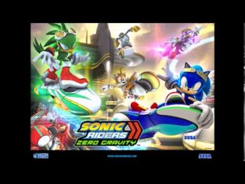 Sonic Riders Zero Gravity - Catch Me If You Can [Instrumental] + MP3 Download