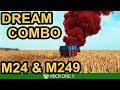 Download THE DREAM! M24 & M249 / PUBG Xbox One X in Mp3, Mp4 and 3GP
