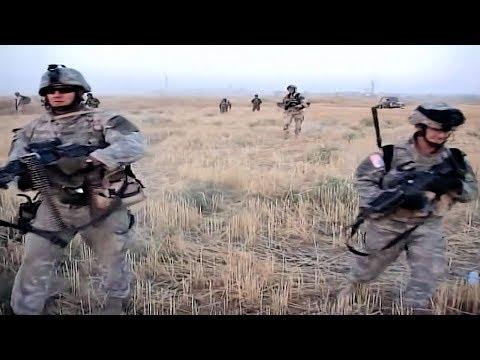 Iraq War - Air Assault On Al Qasr Island