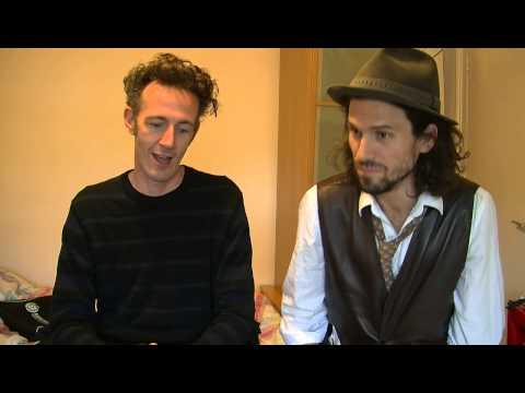 Raindance 2013 : Brian McGuire & Bret Roberts on CARLOS SPILLS THE BEANS