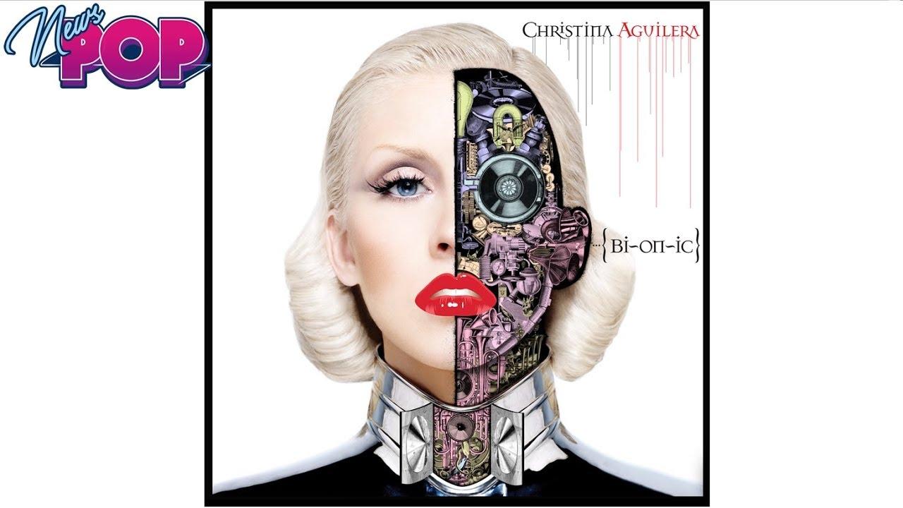 cd completo christina aguilera bionic