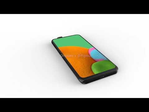 Bildläcka visar ny Samsung-mobil med pop-up-kamera Lite sena på bollen?