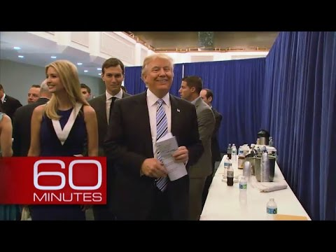 Donald Trump and family to appear on 60 Minutes