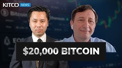 Bitcoin to hit $20k this year; gold, silver to hedge currency collapse - Celsius Network CEO