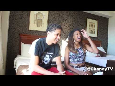 Lil Bibby Interview with Chaney TV