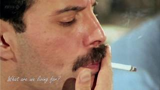 Download Queen - The Show Must Go On (with lyrics) – In memory of Freddie Mercury Mp3 and Videos