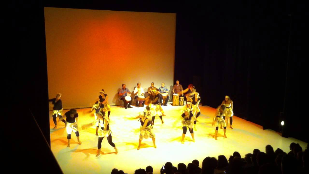 Danse africaine maisons alfort 94 youtube for Danse classique maison alfort