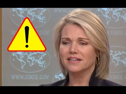 Heather Nauert Laughs At And Shames RT Reporters Working For the Russian Government