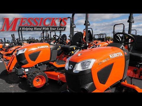 Is The Kubota BX1880 Enough Tractor For You?
