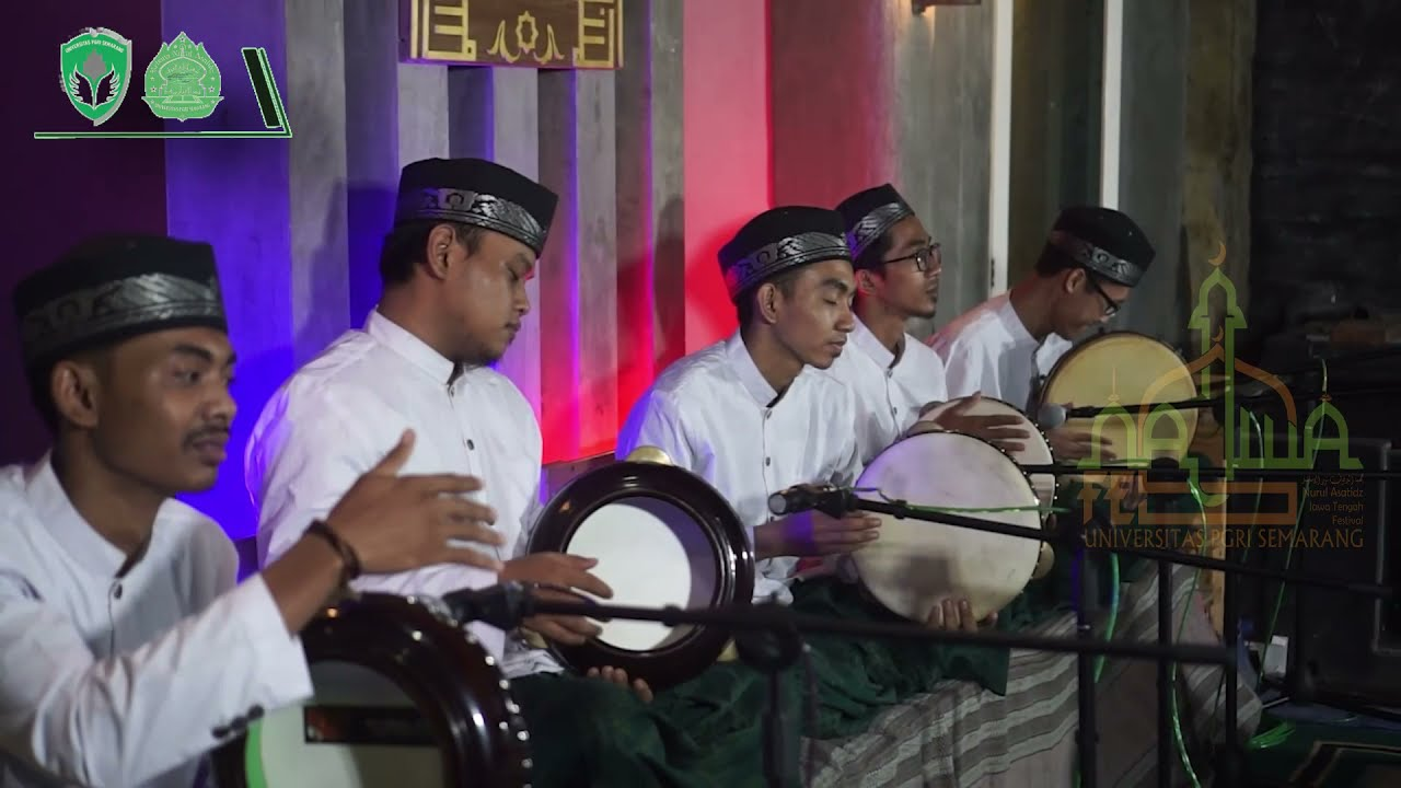 Download SUKAROL MUNSYID MOJOKERTO JUARA 1 FESBAN NASIONAL 2021 || QIFWASTAMI'NI & YA NABI SALAM