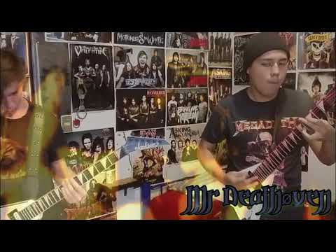 Your Bretayal - Bullet For My Valentine (dual guitar cover) ft. Werito