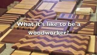 A Day as a Woodworker