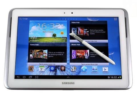 Samsung N8000 не включается. Мастер-класс харьковским ремонтНигам. ;)