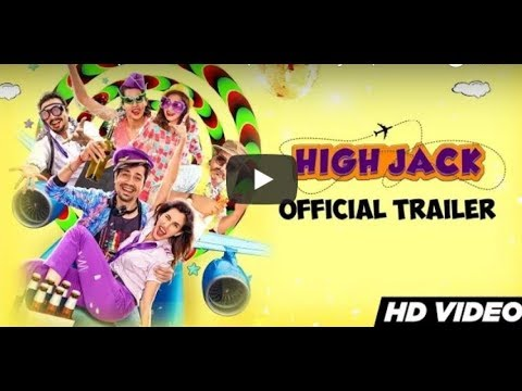 'HIGH JACK' - Official Trailer Launch | Sumeet Vyas, Sonnall