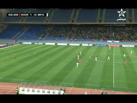 Morocco vs Burkina Faso - Friendly Match