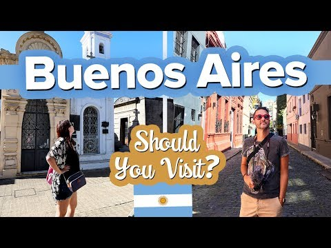 What To Do In BUENOS AIRES. Best City In South America? Travel To Buenos Aires, Argentina 🇦🇷