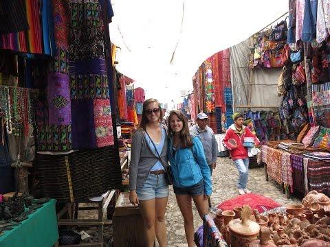 Markets at Chichicastenango   Backpack Guatemala & Honduras