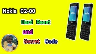How to make Nokia C2-00 Hard Reset