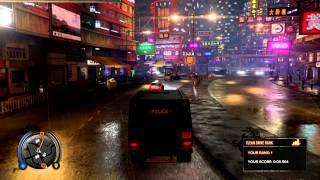 Sleeping Dogs SWAT Pack DLC gameplay (HD)!!!!