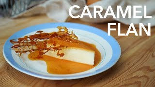 Caramel flan [BA Recipes]