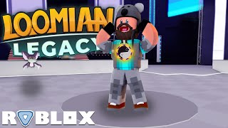 My First Medal  Loomian Legacy 4  Roblox