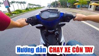 Hướng dẫn & Lý do chạy xe côn tay Exciter 150 ▶