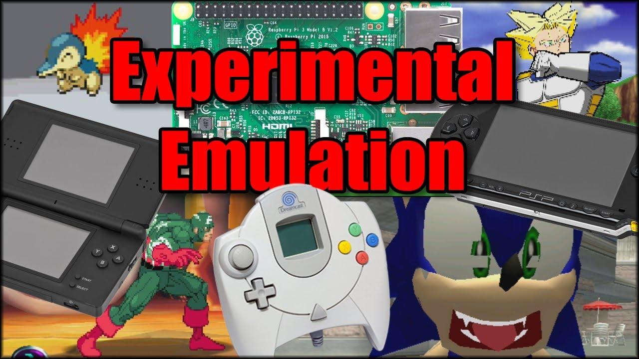 best emulator system for raspberry pi 3