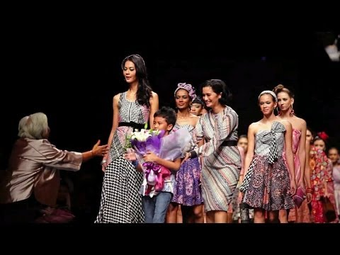 Indonesia's Youngest Fashion Designer