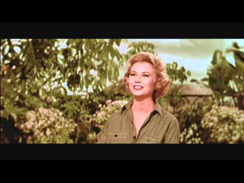 Mitzi Gaynor - Screen Test for South Pacific #2