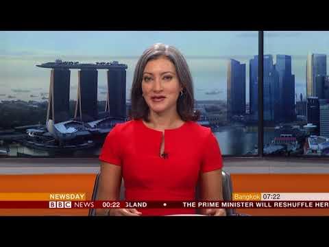 Sharanjit Leyl and Reged Ahmad BBC Newsday January 8th 2018