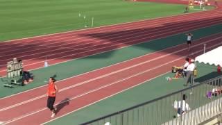 2016関東パラ陸上大会  走り幅跳び 高田千明選手