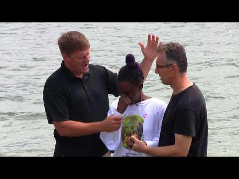 Крштавање во Прилеп 29.07.2018