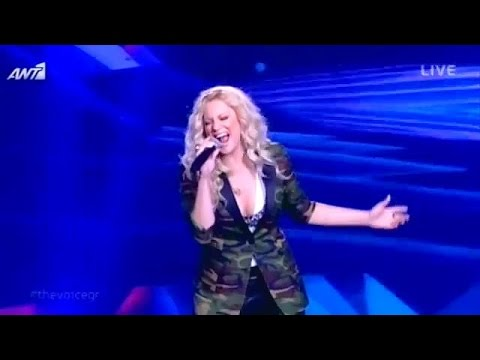 Εύα Τσάχρα - Freedom '90 | The Voice of Greece - 2nd Live Show (S02E14)
