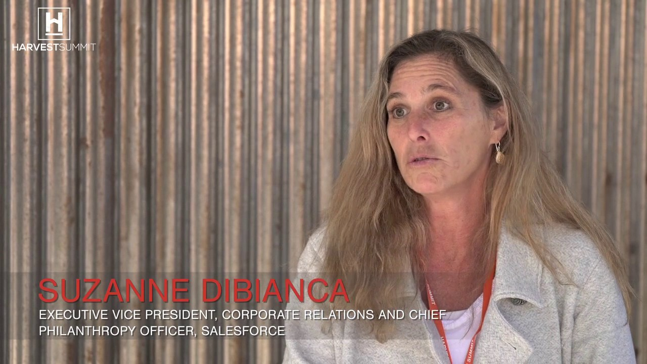 Bring Your Whole Self To Work: Suzanne DiBianca, Salesforce