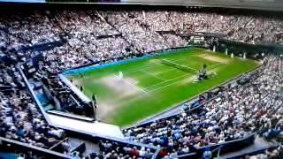 Andy Murray Calls Fan A Twat!
