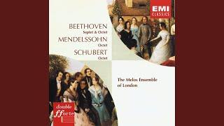 Octet in E Flat, Op.20 (1997 - Remaster) : I. Allegro moderato, ma con fuoco