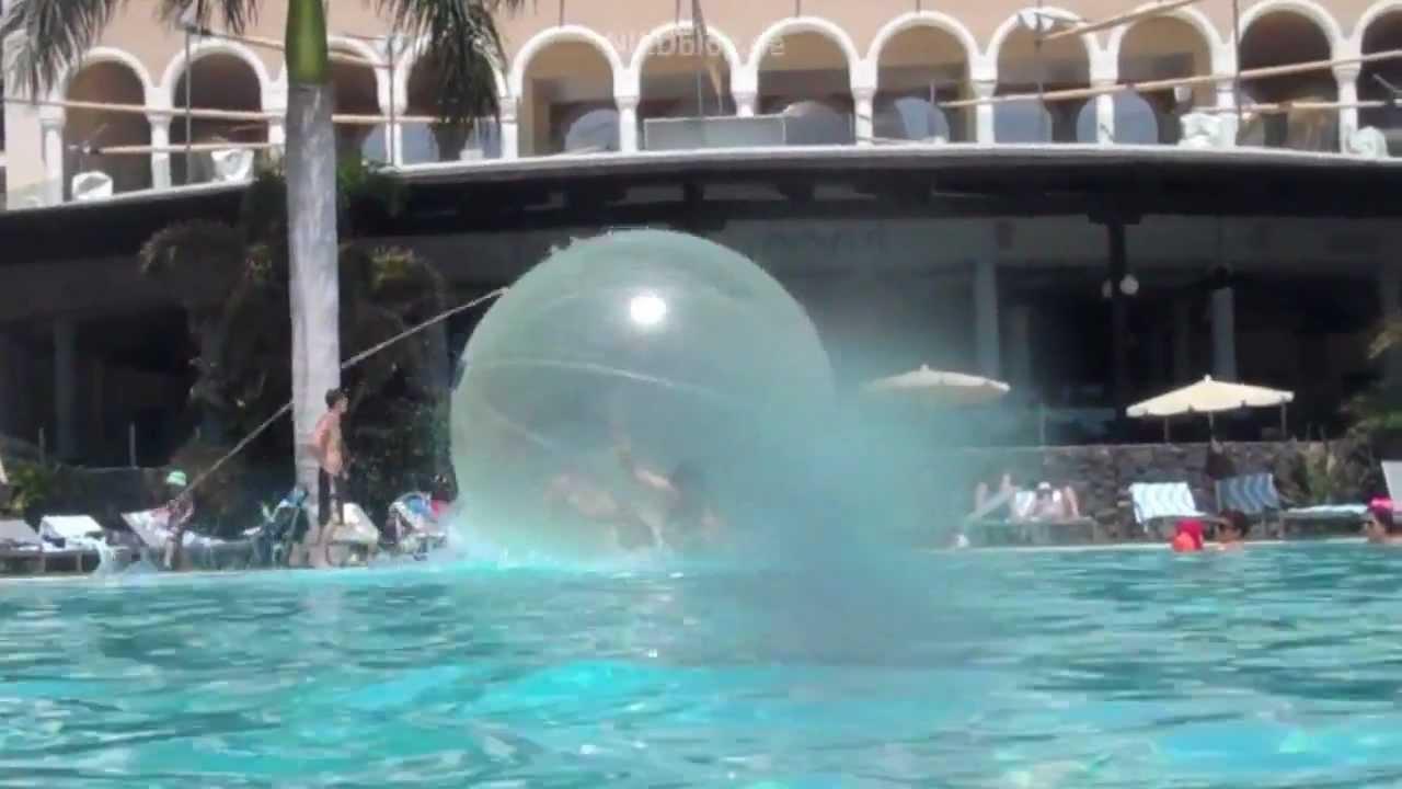 Gran melia palacio de isora infinity pool luxus hotel resort teneriffa youtube - Hotel gran palacio de isora ...