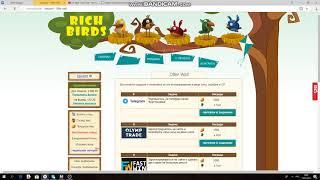 RICH-BIRDS ЛОХОТРОН ИЛИ НЕТ?