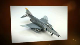 Mcdonnell Douglas F4-G Phantom (1992) Hobbymaster HA1982 - 1:72