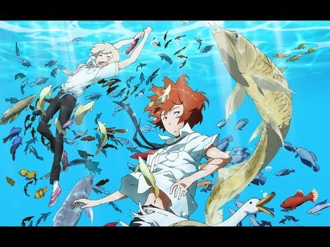 Tsuritama Trailer