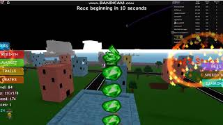 playing crates speed Roblox