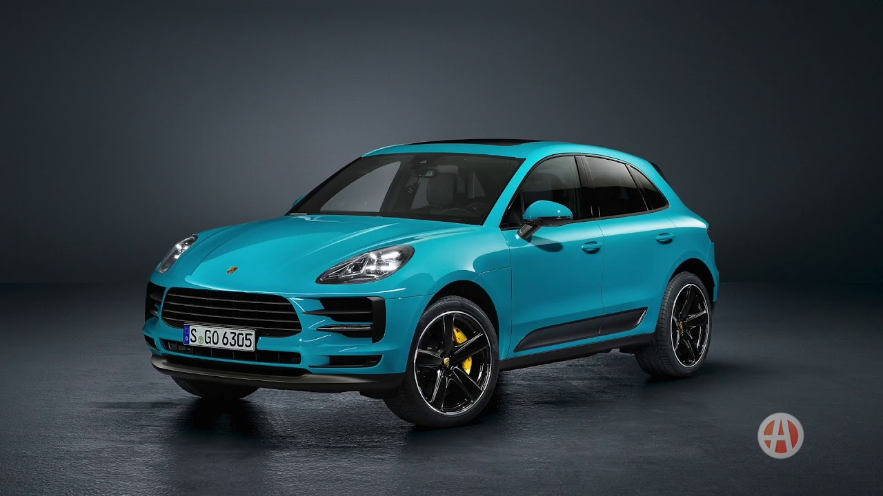 What S New With The 2019 Porsche Macan