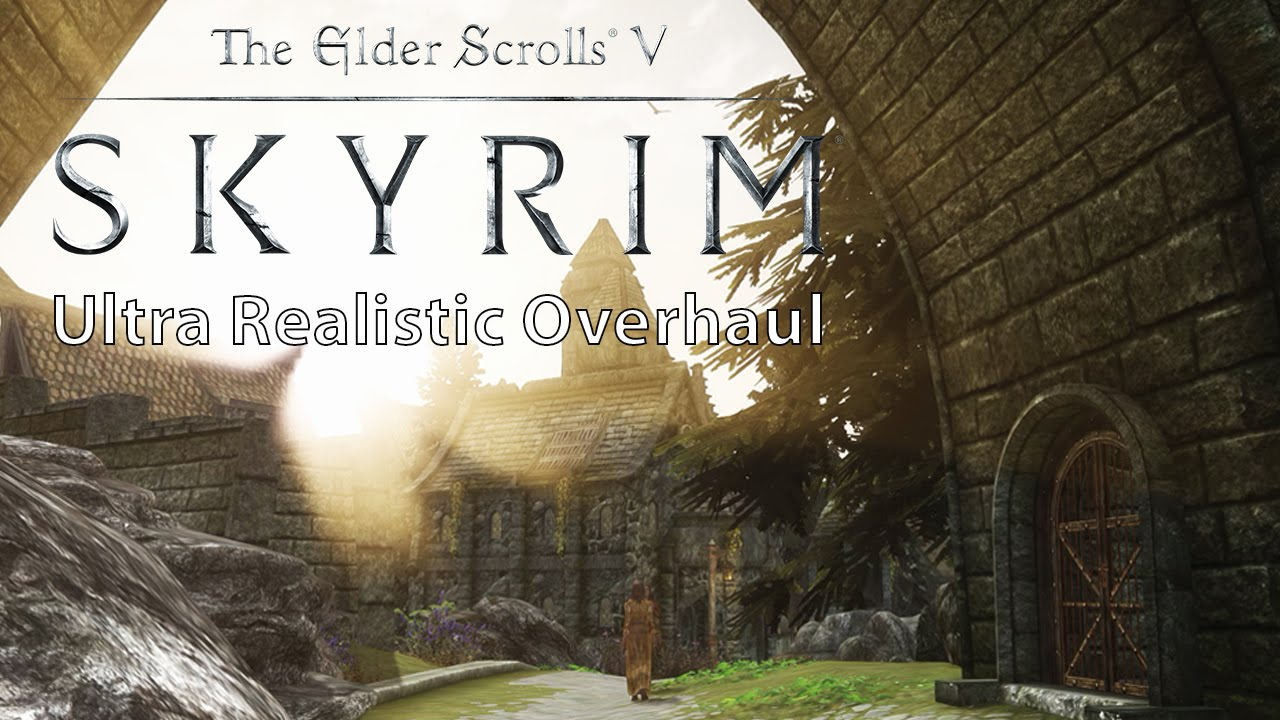 skyrim realistic texture overhaul dragonborn