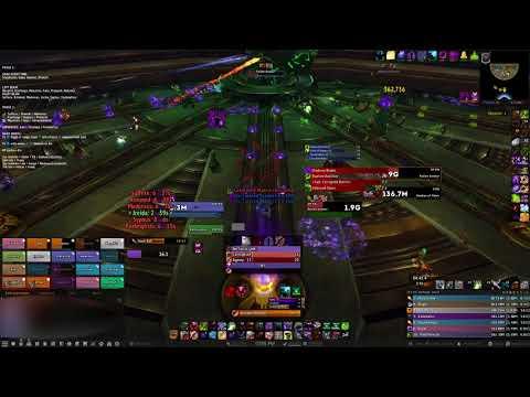 Head Office vs Mythic Fallen Avatar [Affliction Warlock PoV]