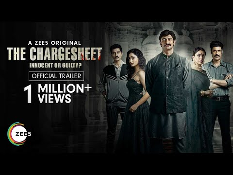 The Chargesheet: Official Trailer | Arunoday Singh | Shiv Panditt | Streaming Now On ZEE5