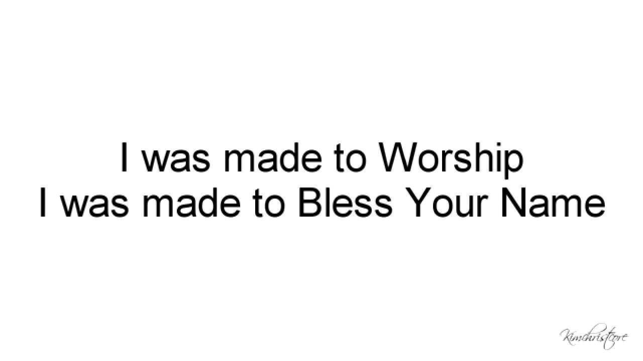 Planetshakers made for worship live 2014 lyrics youtube planetshakers made for worship live 2014 lyrics hexwebz Images