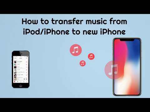 move music from ipod to iphone