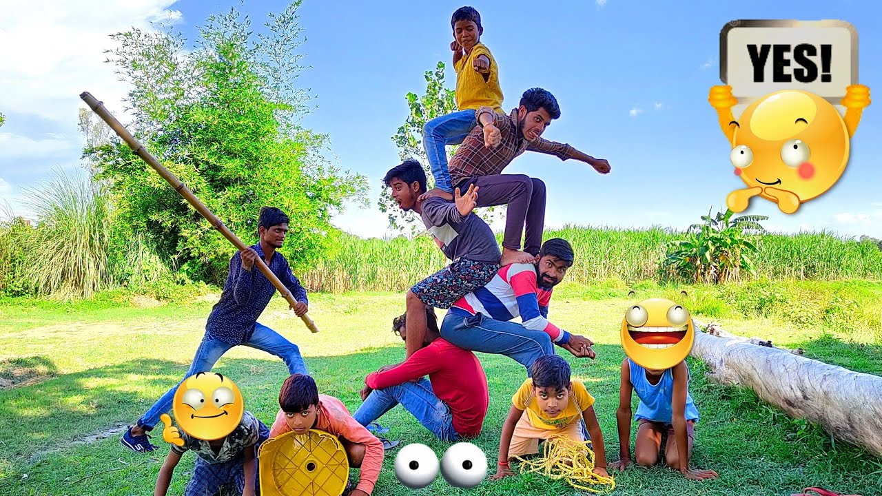 Download must watch new comedy video 2021. Amazing funny comedy video 2021, episode 1to39 by lol of laugh.